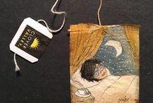 TEA (BAG) ART / Ruby Silvious   Hong Yi