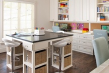 Craft rooms / Home office