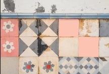 { HOME } mismatched decor / by Inês Seabra