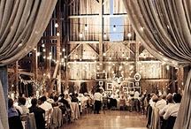 Barn / Rustic Wedding / by Social Butterfly