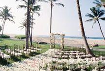 Seaside Wedding / by Social Butterfly