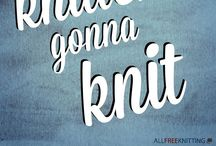 Knitspiration / Knitting inspiration, patterns, humor, etc. / by Em