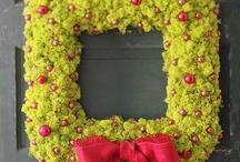 Wreaths / by Nancy Lewis