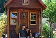 Tiny House Living / Tips and suggestions for those interested in a minimalist lifestyle.