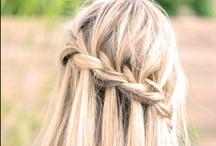 Hair - Coiffure / Des idées de coiffures.