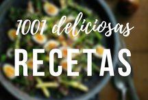 1001 Recetas / #Prepara estas #deliciosas #recetas que son #fáciles y #deliciosas y sorpréndete.