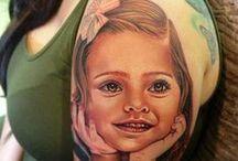 Tattoo's / Tat's  / by Patricia Carreker