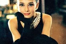 Audrey Hepburn / by Carole C Dixon