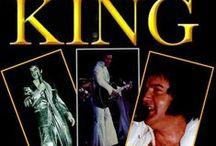 Elvis  -  King of Rock & Roll / by Carole C Dixon