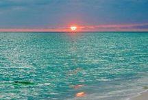 Beaches / by Carole C Dixon