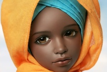 African American Barbie Doll's & Friends / by Patricia Carreker