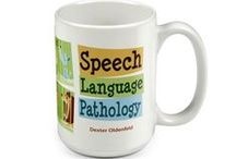 Speech Language Pathology / Great SLP tees, buttons, posters, balloons, articles and fun developmental games. Find speech language ideas for all the SLPs on your list. / by ADVANCE Healthcare Shop