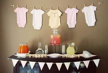 Baby Shower ideas / by Stephanie Hester