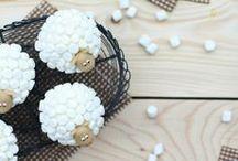 Recepten - Decoratie Cupcakes & Cakepops / Inspiratie voor het decoreren van cupcakes en cakepops