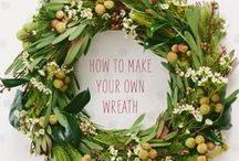 Winter & Holidays / Winter inspiration; holiday crafts and recipes. / by Ashley Pahl