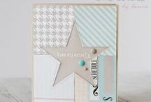 Card Ideas - Stars