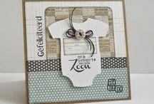 Card Ideas - Baby