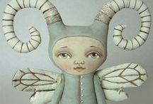 Muñecas 1 soft dolls
