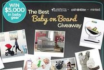 Baby/Child Must Have Products and Clothes / Preparing for a new baby? Here are some great ideas for unique, beautiful nursery, play, and clothing options.