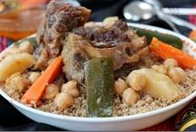 Recette de couscous , cuisine algerienne