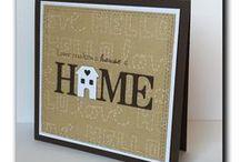 Card Ideas - New Home