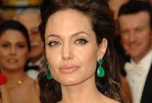 Angelina Jolie / by Carole C Dixon