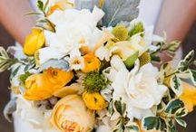 Yellow wedding / by Social Butterfly
