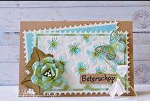 Card Ideas - Flowers and Garden