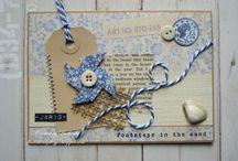 Card Ideas - Pinwheel