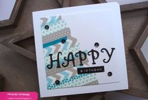 Card and Craft Ideas - Washi & Masking Tape