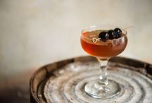 Belly Up to the Bar / Beverage recipes: both alcoholic and non-alcoholic / by Melanie
