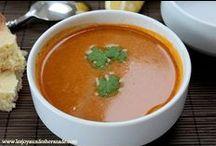 Recette de soupe pour ramadan