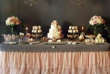 Candy Bar/Dessert Buffet / Ideas for Jacquie's Sweet Treats  / by Jacquie Stanke
