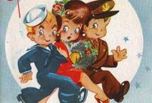 All Things Vintage - World War / by Nancy Lewis