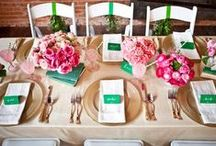 Emerald Wedding / by Social Butterfly