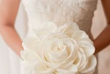 Bouquets: White / by Social Butterfly
