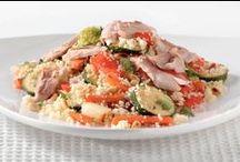 Recepten - Quinoa & Couscous