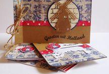 Card Ideas - Holland