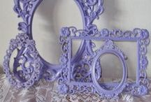 Pictures and Wall Decorations / Picture frames and decorating ideas for the walls.
