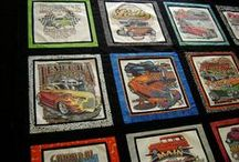 Sewing - Quilts T-Shirts / by Nancy Lewis