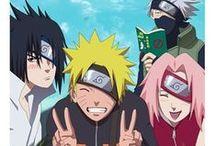 Naruto / My favorite show ever! <3