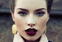 Fall Makeup And Hair / Makeup and Hair inspiration for Fall.