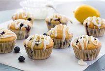 Recepten - Cupcakes en Muffins