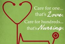 Quotes for Nurses / Pass on one of these quotes to a nurse in your life to show them your appreciation for what they do. / by ADVANCE Healthcare Shop