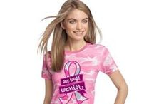 Breast Cancer Awareness / Join the fight for a cure with breast cancer awareness accessories, clothing, recipes, DIY crafts, info and more. / by ADVANCE Healthcare Shop