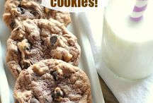 Mmm, Cookies... / Cookie (and bar/brownie) recipes I want to try as part of my quest for the perfect cookie. / by Melanie