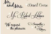 Blogging - Free Fonts (lettertypes)