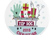 Holiday Ornaments / String up the lights and celebrate healthcare professions this holiday season! ADVANCE Healthcare Shop carries ornaments specifically designed for a variety of medical professions. / by ADVANCE Healthcare Shop