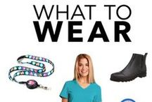 Latest Styles / Find all the latest scrubs, accessories, shoes and apparel for medical professionals!  / by ADVANCE Healthcare Shop