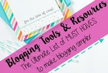 Blogging Tips / The Best of Blogging Tips from the wonderful world of Pinterest! Create your dream blog today!